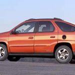 Pontiac Aztek, lelijkste auto van de 21e eeuw?