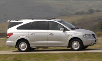 Ssangyong Rodius, lelijkste auto van de 21e eeuw?