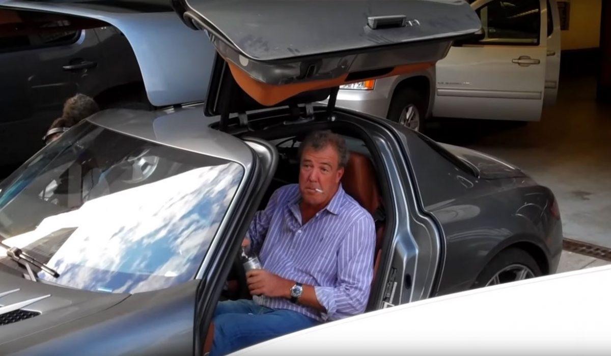 top gear usa road trip met sls 458 en 911 carblogger. Black Bedroom Furniture Sets. Home Design Ideas