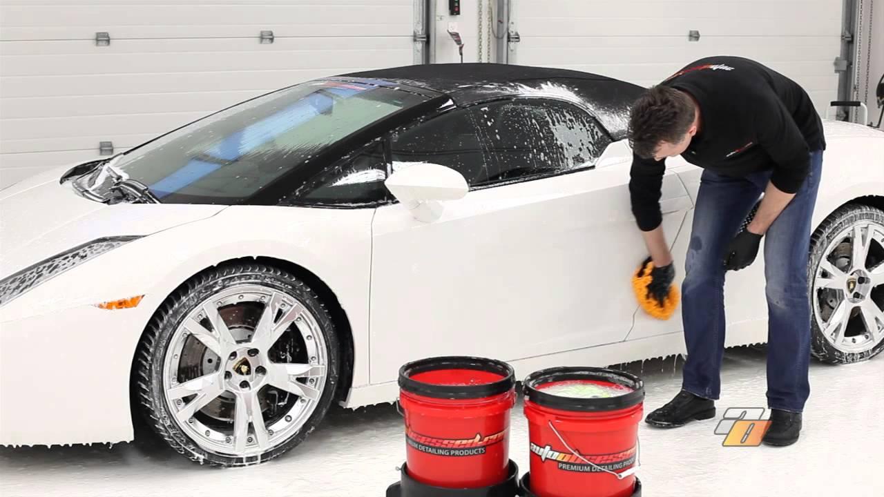 Two Bucket Car Wash