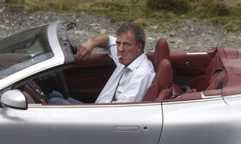 Jeremy Clarkson smoking