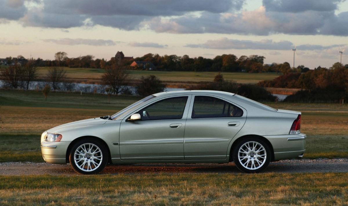 Test Volvo S60 2.4 Dri...
