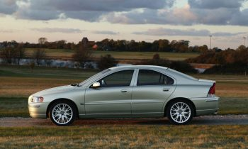 Volvo S60 Drivers Edition