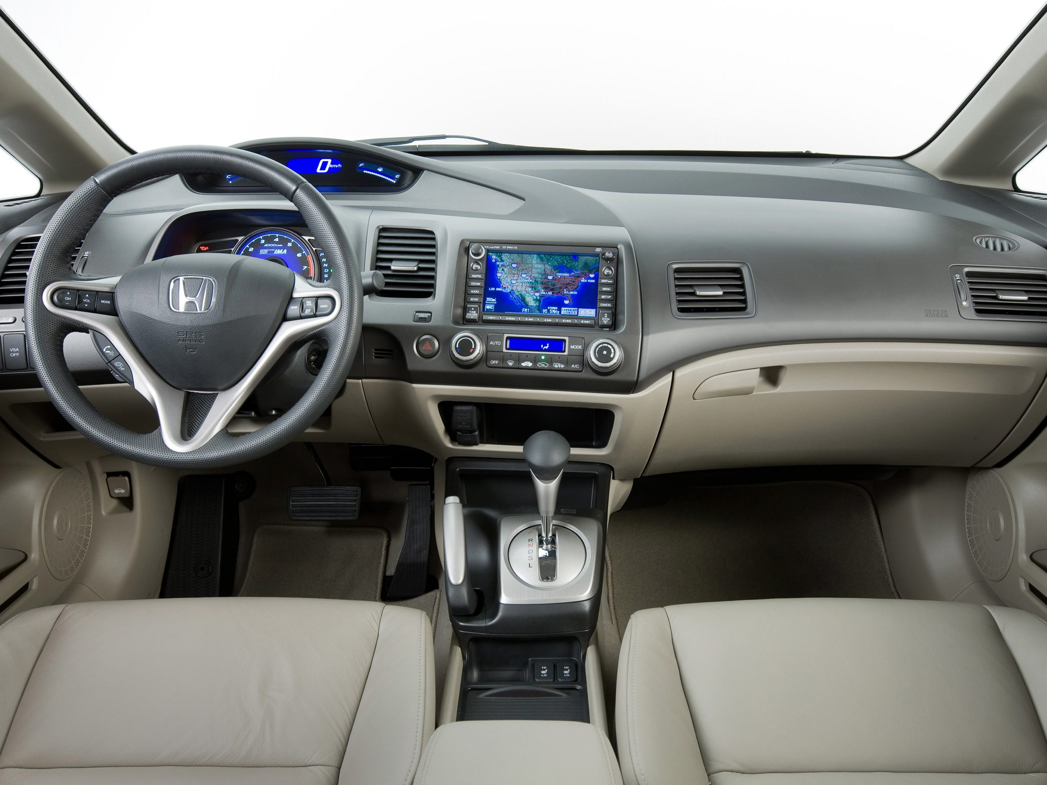 Honda Civic Hybrid Interieur