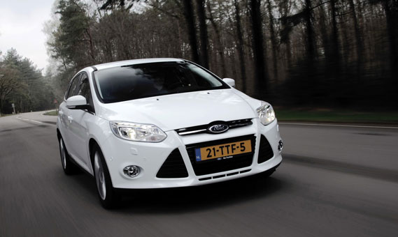 Test Ford Focus 1.0 EcoBoost 125 pk