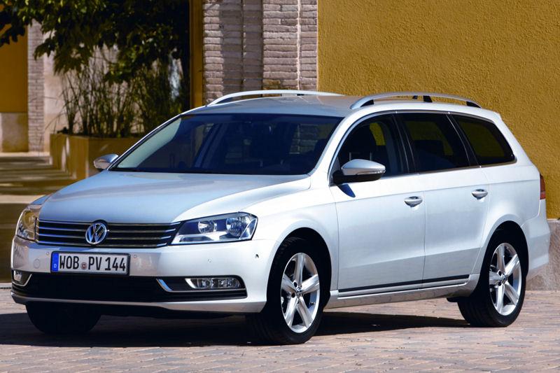 Test Volkswagen Passat Variant 1.6 TDI Comfortline 2012