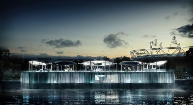 BMW Olympisch Paviljoen