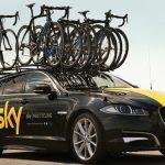 Jaguar XF Sportbreak Sky Team