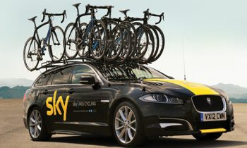 Jaguar XF Sportbreak Sky Team