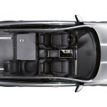 Jaguar XF Sportbreak space