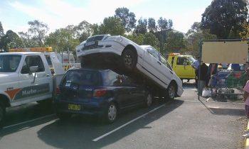 Parkeerschade