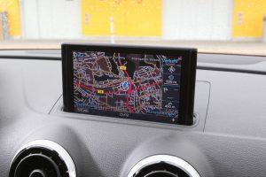 Navigatiescherm Audi A3 1.8 TFSI