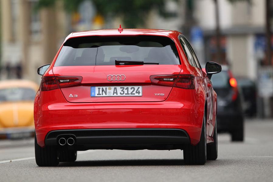 Audi A3 1 8 Tfsi Achterkant Carblogger