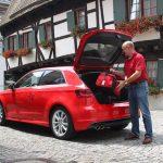 Achterklep Audi A3 1.8 TFSI