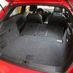 Bagageruimte platte banken Audi A3 1.8 TFSI
