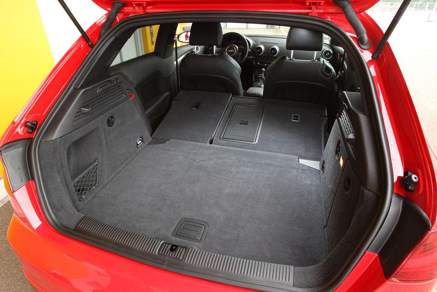 Bagageruimte Platte Banken Audi A3 1 8 Tfsi Carblogger
