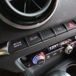 Audi A3 1.8 TFSI bediening airco 2