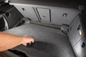 Bodem bagageruimte Audi A3 1.8 TFSI