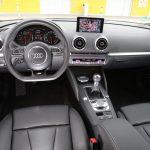 Audi A3 1.8 TFSI cockpit