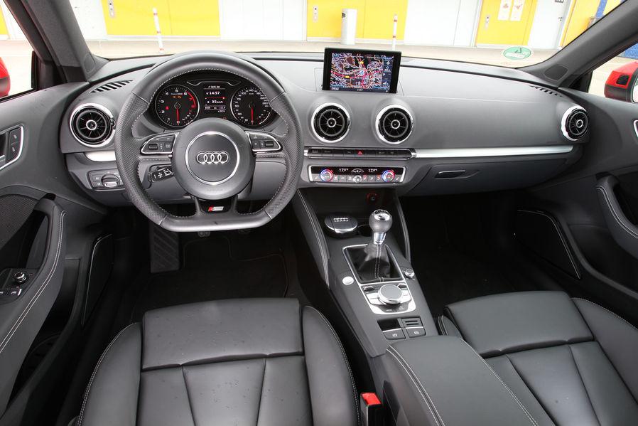 Audi A3 1 8 Tfsi Cockpit Carblogger