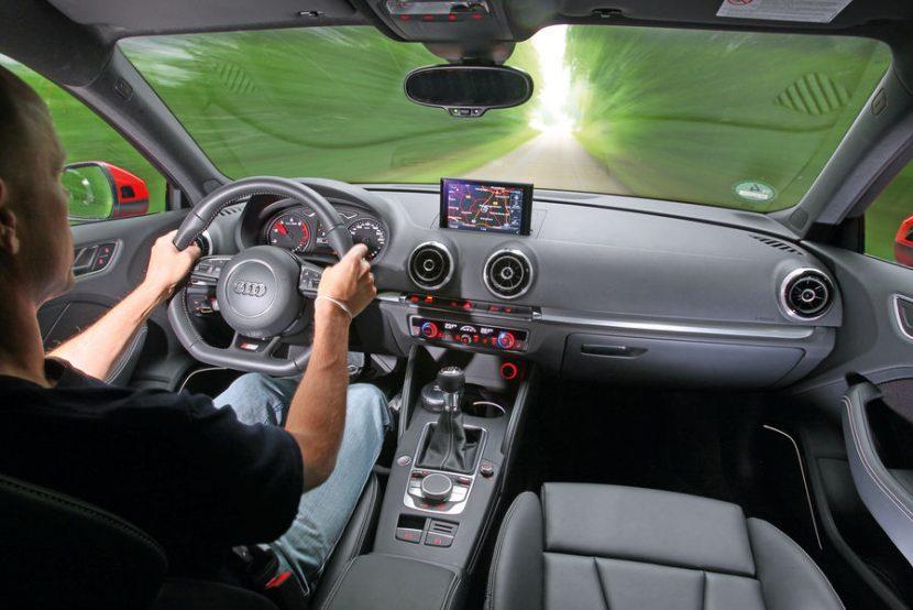 Interieur Audi A3 2012