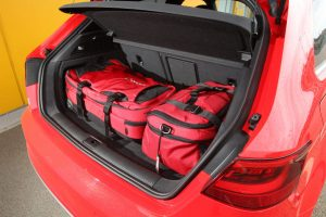Kofferruimte Audi A3 1.8 TFSI