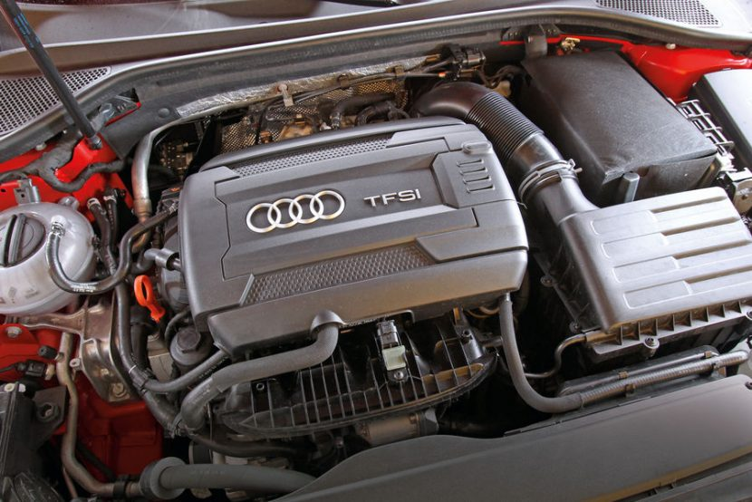 Audi A3 1.8 TFSI motor
