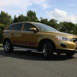 Gouden Volvo XC60