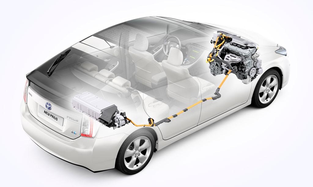 Hoe Werkt Een Elektrische Auto Linemobilefan