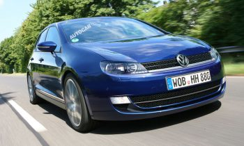 VW Golf mk7 (Bron: Autocar)
