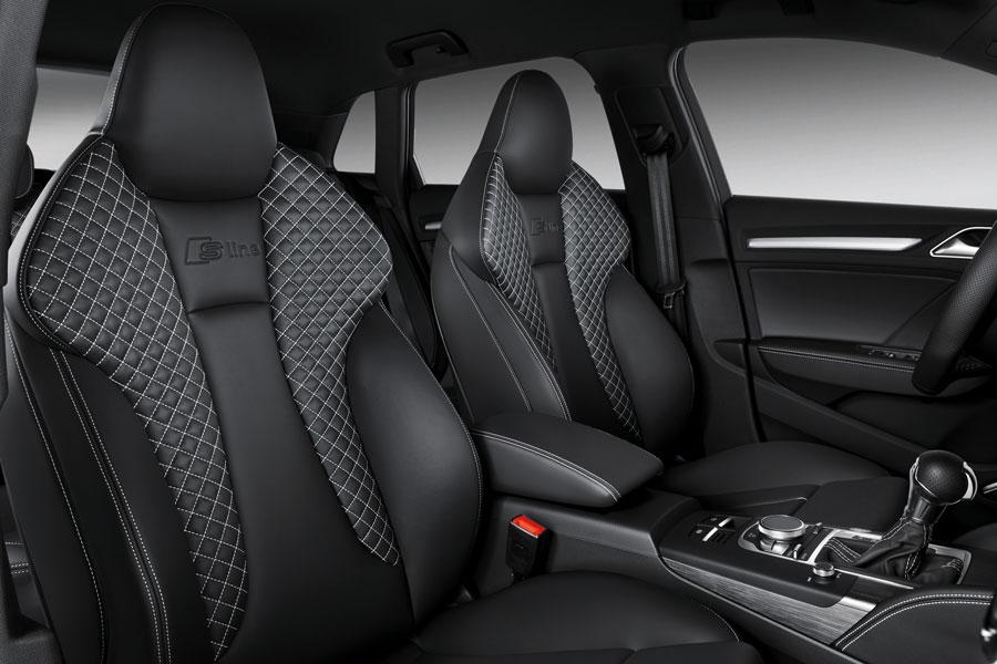 Interieur Audi A3 Sportback Carblogger