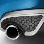Uitlaat Volvo V40 R-Design