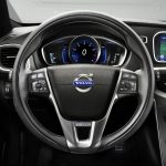 Volvo V40 R-Design dashboard