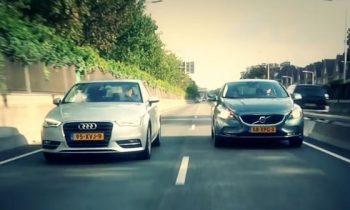 Audi A3 vs Volvo V40