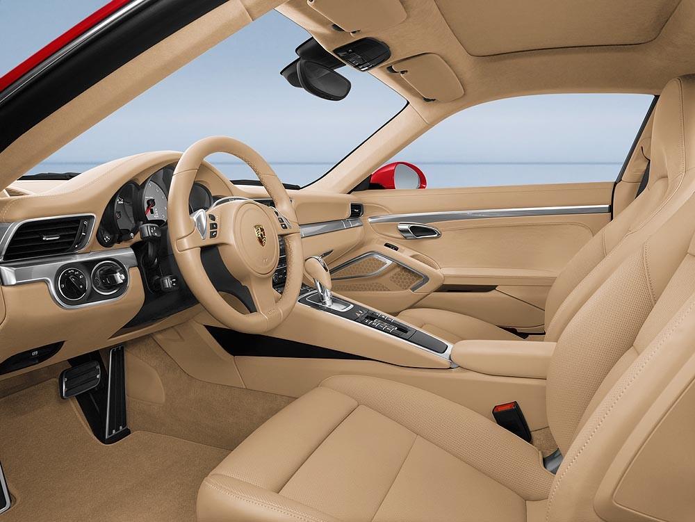 interieur porsche 911 2012 carblogger