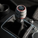 Audi A3 Sportback versnellingspook