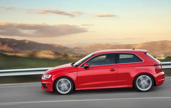 Audi A3 Pro Line S
