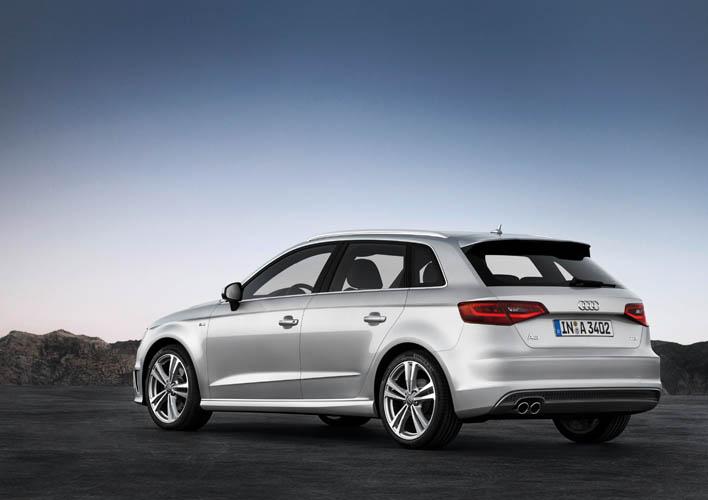 Audi A3 Sportback S Line In Ijszilver Metallic Carblogger