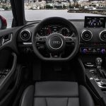 Interieur Audi A3 Sportback S line dashboard