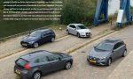 Multitest Audi A3, BMW 1-serie, Volvo V40, Mercedes A-klasse