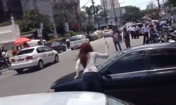 Vrouw neemt wraak in Sao Paulo