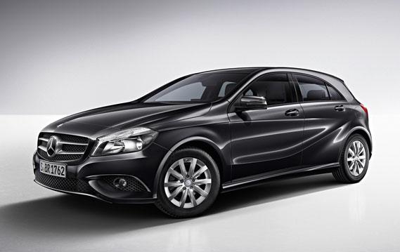 Mercedes A-Klasse BlueEFFICIENCY Edition
