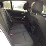 Achterbank BMW 1-serie