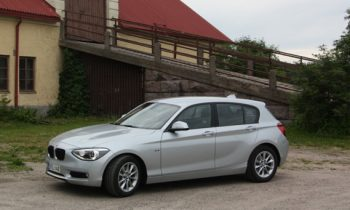 BMW 1-serie 116d EfficientDynamics
