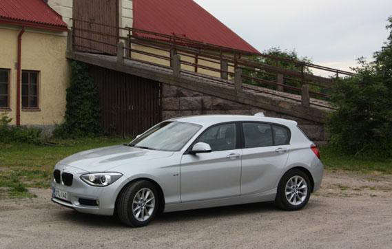 BMW 1-serie 116d EfficientDynamics