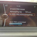 Control display eco pro BMW 1-serie