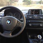 Dashboard BMW 1-serie