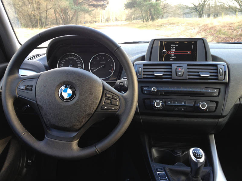 Dashboard Bmw 1 Serie Carblogger