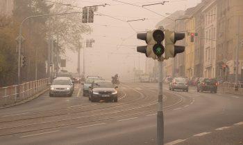 Smogalarm in België