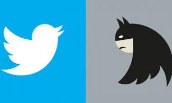 Twitter vs Batman